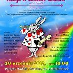 plakat Alicja -Skawina
