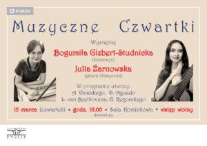 03 Muzyczne Czwartki (plakat)