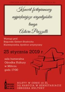 koncert tango
